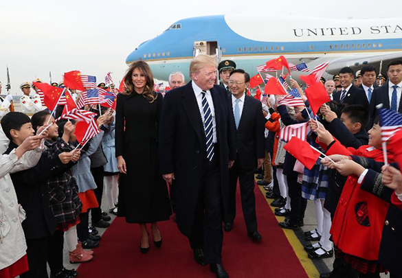 """Трамп приехал в Китай """"дружить"""" против России. 378844.jpeg"""