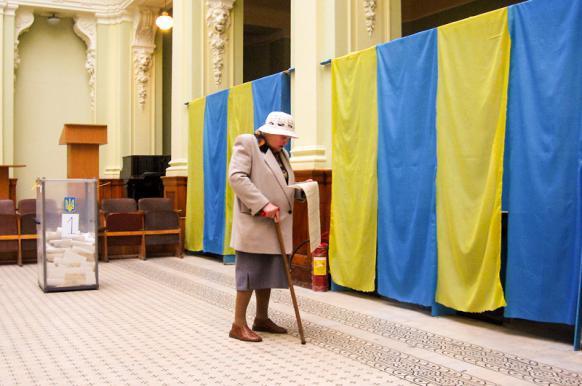 76% граждан Украины ожидают фальсификаций во втором туре выборов.