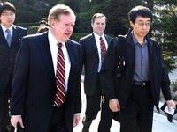 В КНДР освободили задержанного полгода назад американца. kndr