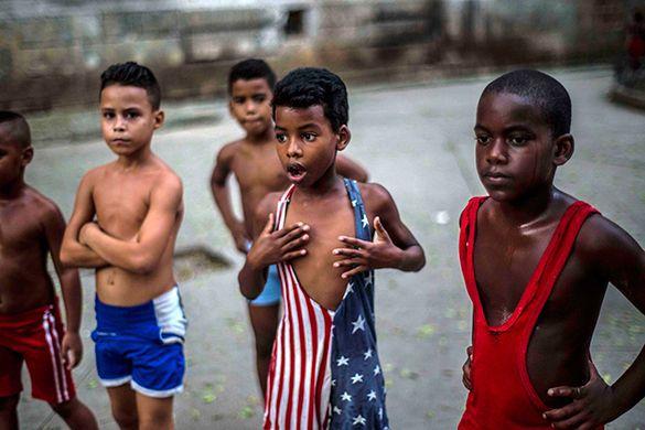 Павел Подлесный: Америке выгодно подружиться с Кубой, чтобы подчинить ее себе.