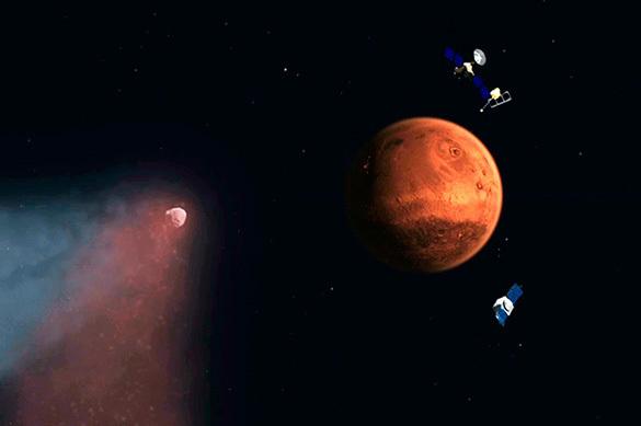 НАСА получило 38,6 млрд долларов для полета на Марс