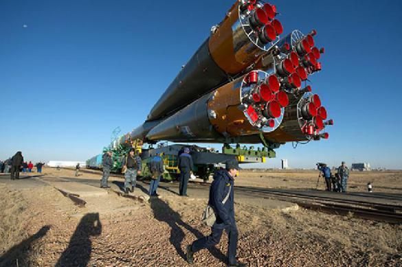 """РКК """"Энергия"""" проверяет космические корабли на наличие отверстий. 391845.jpeg"""