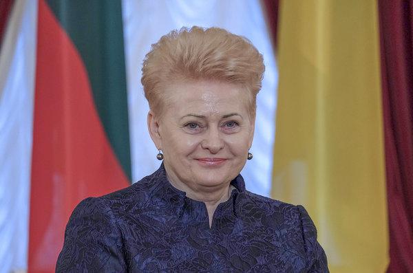 Кто довел президента Литвы до истерики. Кто довел президента Литвы до истерики.