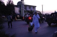 Число жертв нападения на отель в Кабуле выросло до 21. kabul