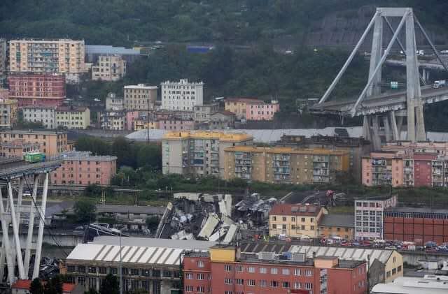 Злая карма? Украинцы пострадали при обрушении моста в Генуе. 390846.jpeg