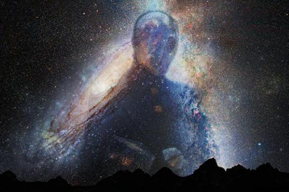 Ученые обнаружили в космосе маленького каннибала