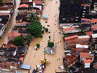Жертвами наводнений в Индии стали 45 человек