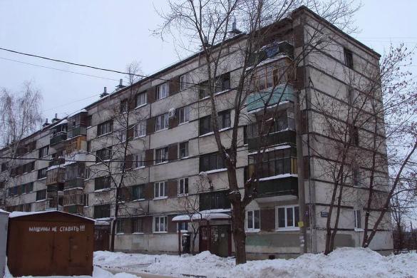 В Москве взносы на капремонт хрущевок пойдут на строительство жи