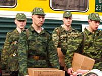Функции призыва в армию могут быть переданы муниципалитетам