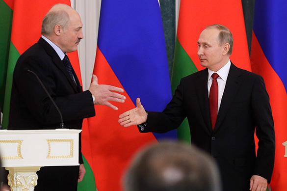 ГАЗ. Путин и Лукашенко. ЭКСПЕРТ