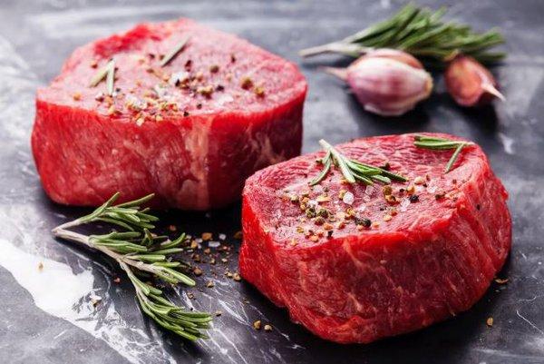 Пять видов пищи, укрепляющей иммунитет. красное мясо