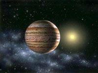 На Юпитере