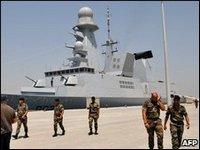 Французы разместят военную базу в ОАЭ