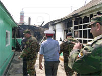 В ходе спецоперации в Махачкале убиты два боевика