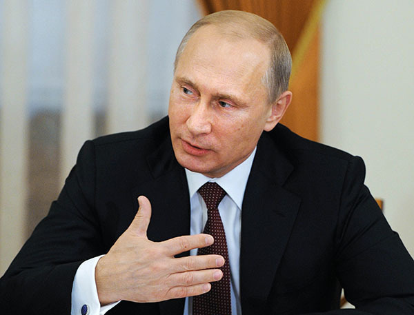 Владимир Путин: Украине нужно стать федерацией. 303850.jpeg