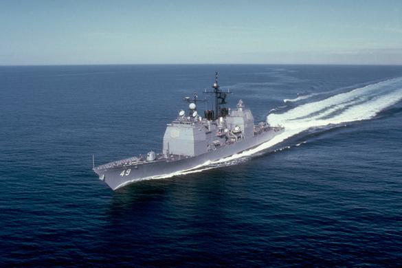 Боевые корабли России провели учения в Баренцевом море. Россия провела учения в Баренцевом море