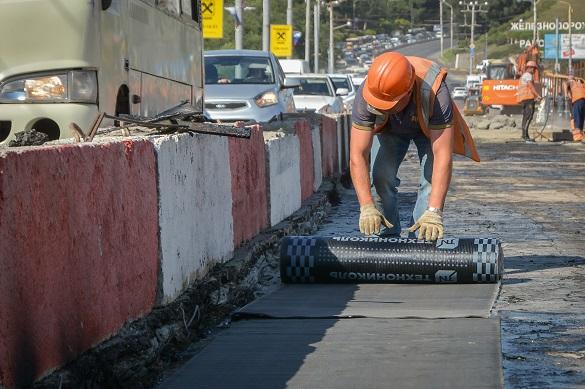 Ростовская область одна из первых завершила ремонт региональных дорог. Ростовская область