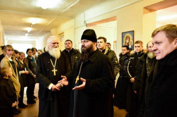Отец Парамон: каждый христианин - монах. 392850.jpeg