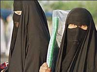 В Бельгии предлагают запретить ношение паранджи