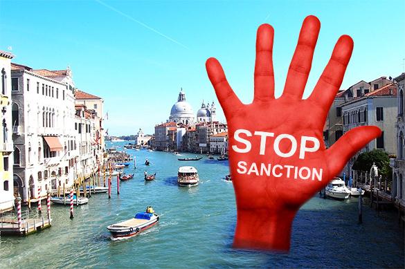 Парламент Венеции потребовал отменить антироссийские санкции