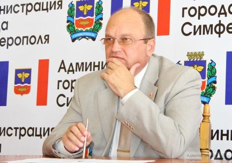 В Симферополе уволились глава администрации и два его зама. В Симферополе уволились глава администрации и два его зама