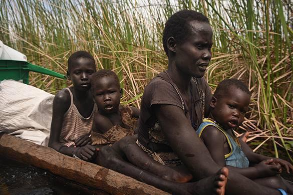 """В Африке арестованы 140 """"охотников на вампиров"""", от рук которых гибнут люди. В Африке арестованы 140 охотников на вампиров, от рук которых"""