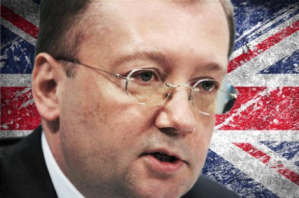 Посол России обвинил Британию в нарушении всемирной конвенции. Посол России обвинил Британию в нарушении всемирной конвенции