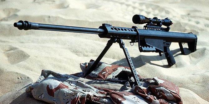 Barrett M82 - одна из самых мощных винтовок в мире и история ее появления. 400851.jpeg