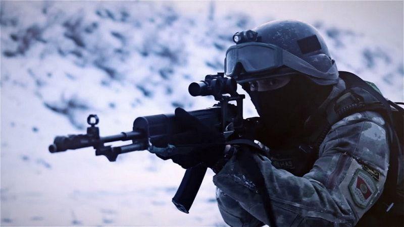 """АН-94 """"Абакан"""" - автомат для бойцов специальных подразделений. 400852.jpeg"""