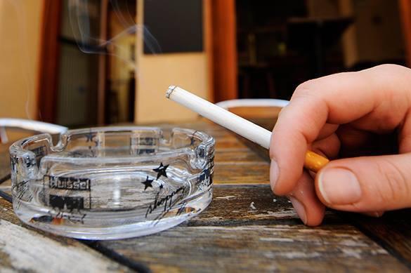 Рязанские курильщики очень много растрачивают насигареты