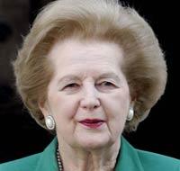 Маргарет Тэтчер была выше слабостей и неудач