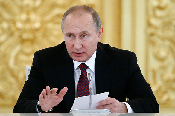 Социологи сообщили о новом рекорде доверия Путину