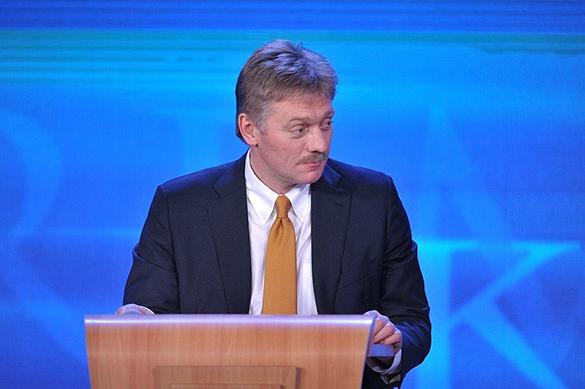 """Песков: """"личной вендетты"""" к Клинтон у Путина не было. 375854.jpeg"""