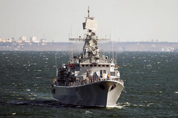 Понадкусывали: флагман ВМС Украины попал под удар антироссийских санкций. 383854.jpeg