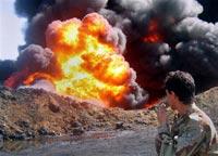 В Ираке смертник взорвал суннитский патруль