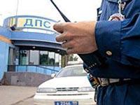 На Рублевке машина сбила автоинспектора