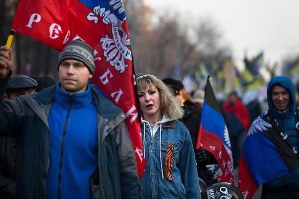 ДНР попросит признания независимости у России, Евросоюза, Венесуэлы и Эквадора. ДНР