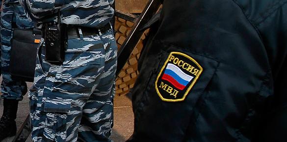 Мэрия Москвы запретила пить защитникам Отечества