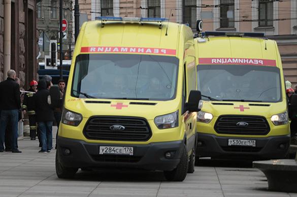 В Петербурге число жертв взрыва в метро выросло до 14