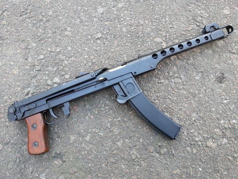 ППС-43 - эффективное оружие для танкиста. 395856.jpeg
