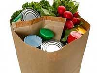 Число американцев, получающих продовольственную помощь от