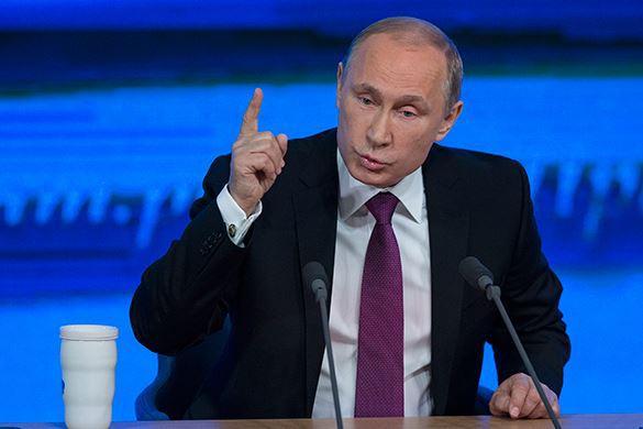 Путин: Россия не атакует Запад. 306857.jpeg
