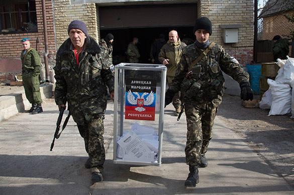 ДНР будет обсуждать в Минске выборы