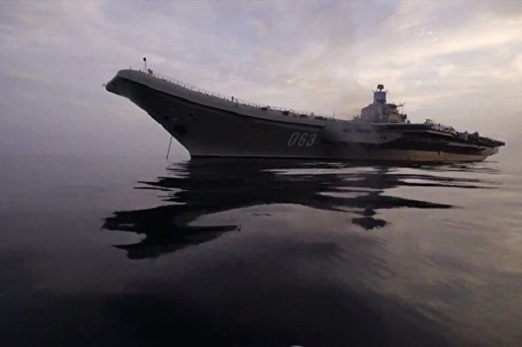 Наремонт «Адмирала Кузнецова» выделят 50 млрд рублей