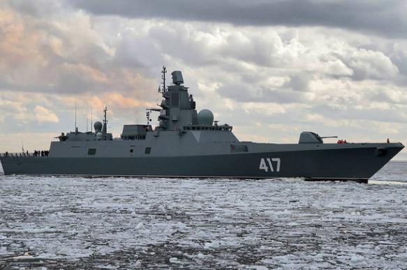 В России создадут фрегаты под ракеты