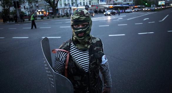 Владимир Гельман сравнил ополченцев на востоке Украины с чеченскими боевиками. Гельман сравнил ополченцев с чеченскими боевиками