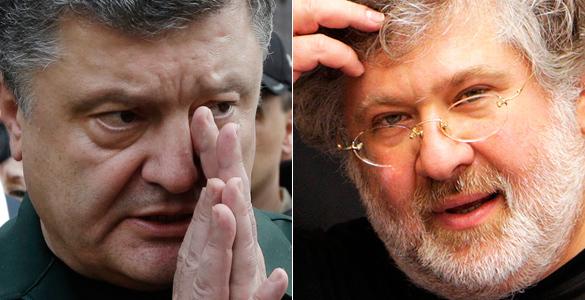 Порошенко ударил по Коломойскому через Саакашвили - эксперт.