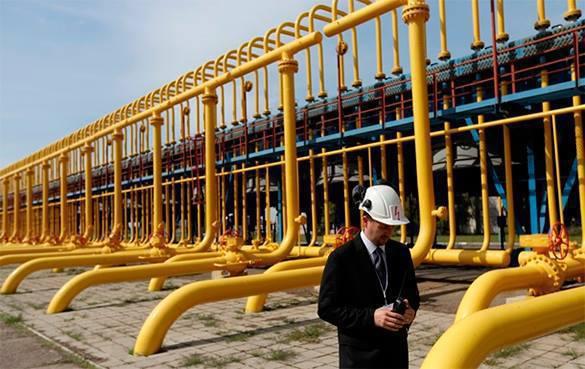 Украина переплачивает $45 за европейский газ