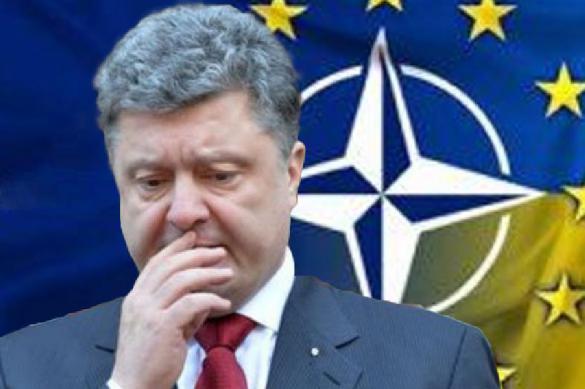 В Киеве заявили, что НАТО отказалось продавать Украине оружие из-за коррупции Порошенко. 399859.jpeg