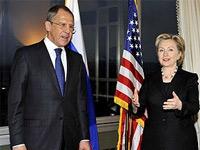 Названы темы переговоров Лаврова и Клинтон